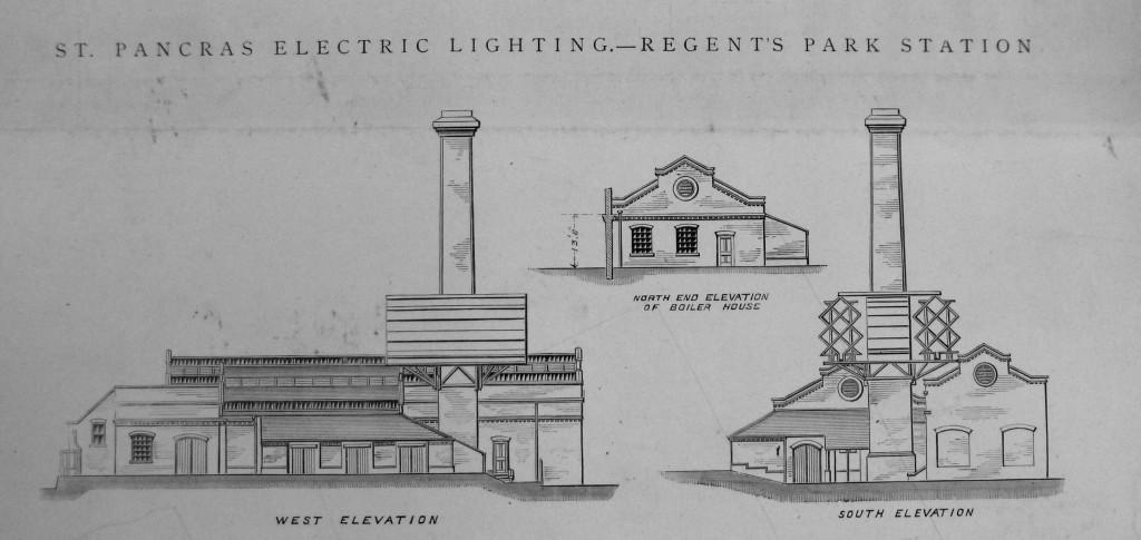 Regent's Park Power Station 12