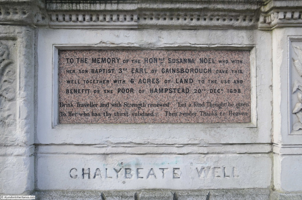 Chalybeate Well 5