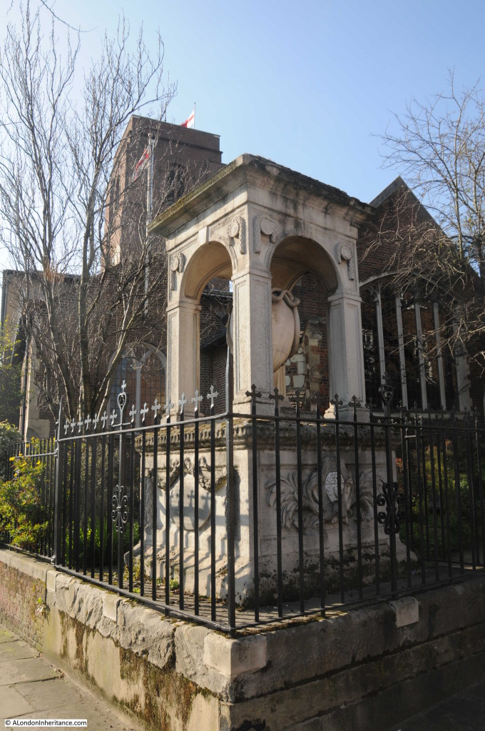 Chelsea Old Church 14