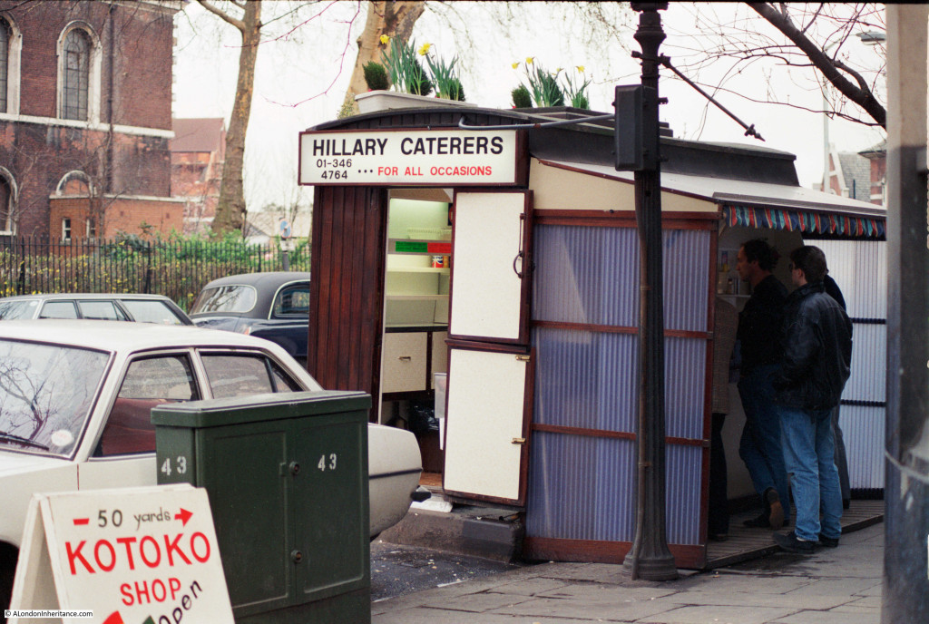 Walk through 1980s London 21