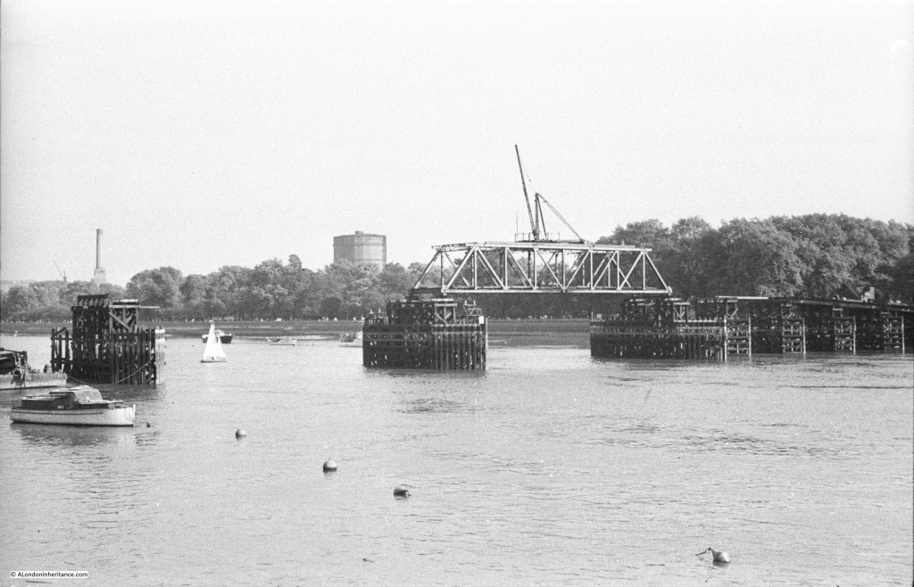 Wartime Chelsea Bridge 1