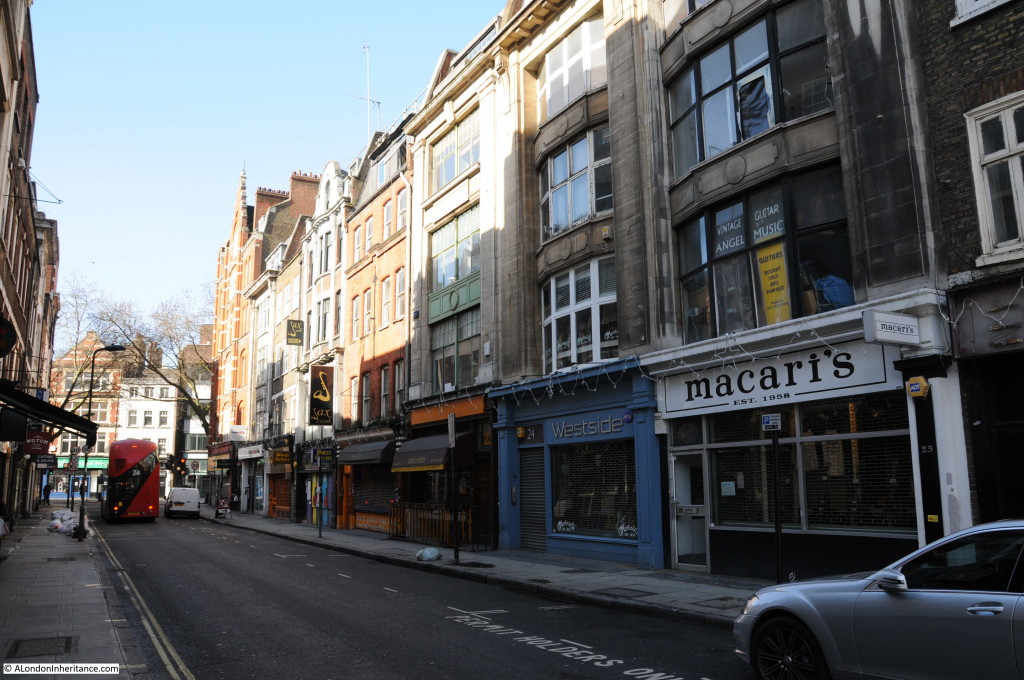 Denmark Street 11