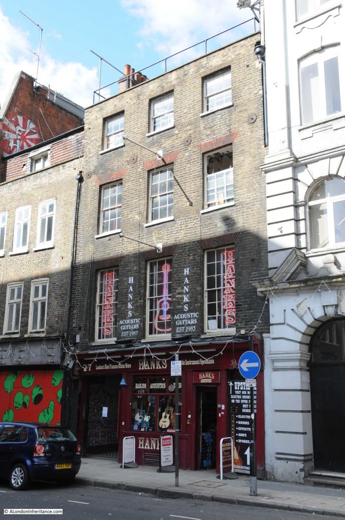 Denmark Street 7