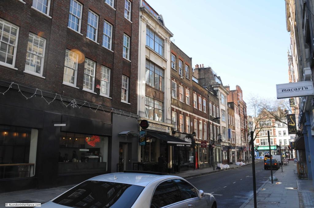 Denmark Street 8