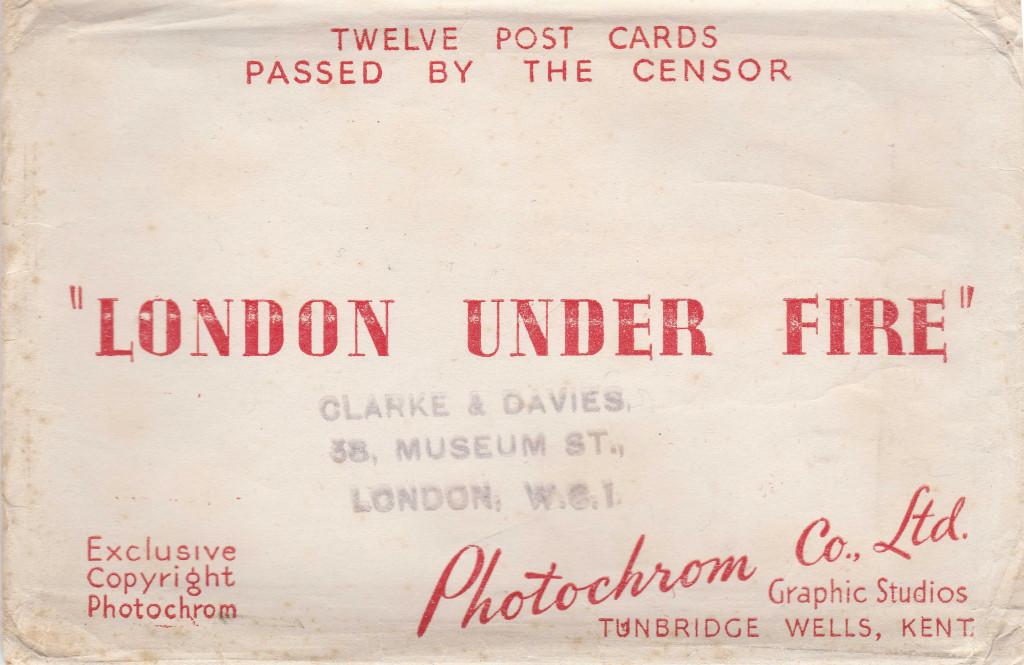 London under fire 1