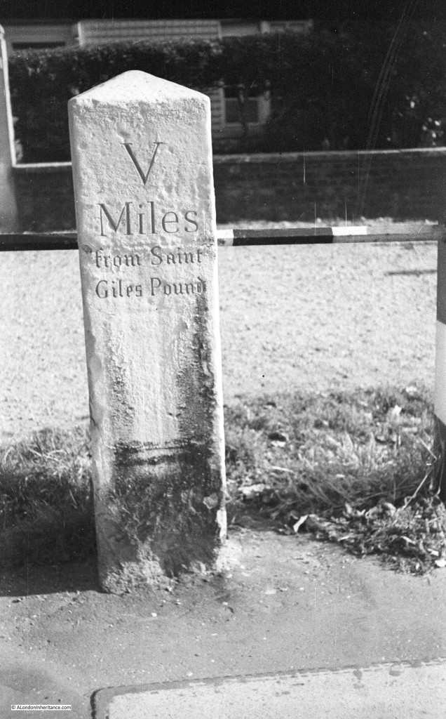 Saint Giles Pound 1