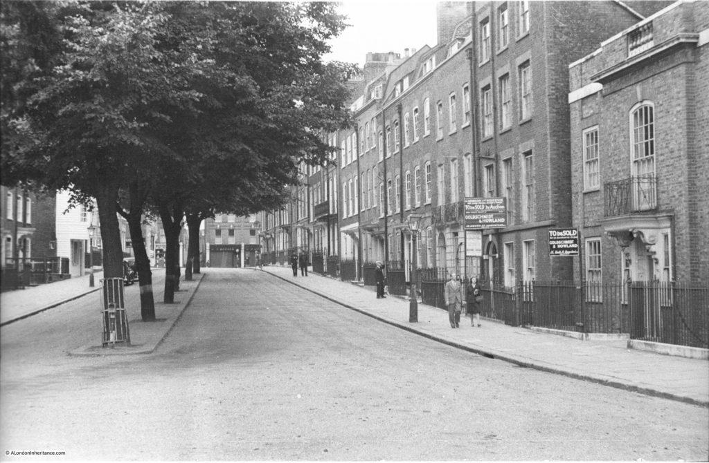 Church Row 1