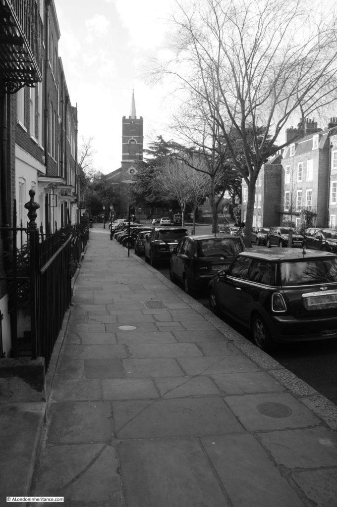 Church Row 7