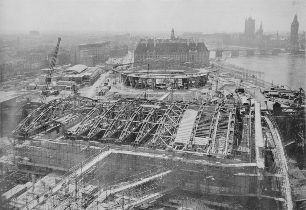 Building the Royal Festival Hall 1