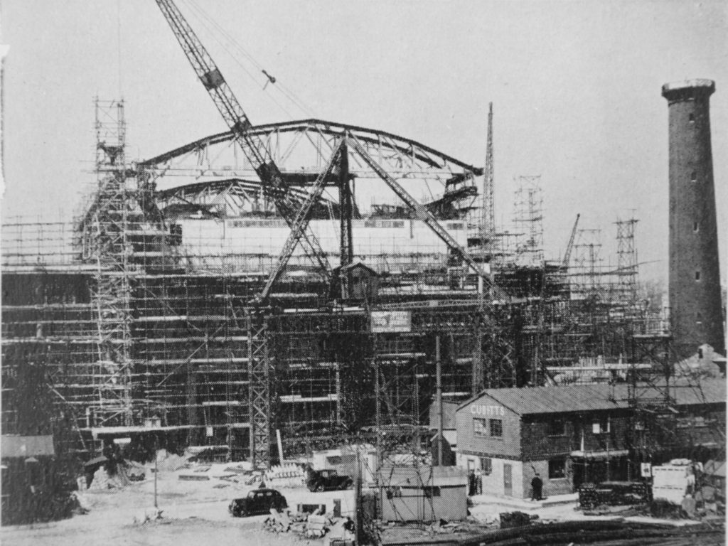 Building the Royal Festival Hall 4