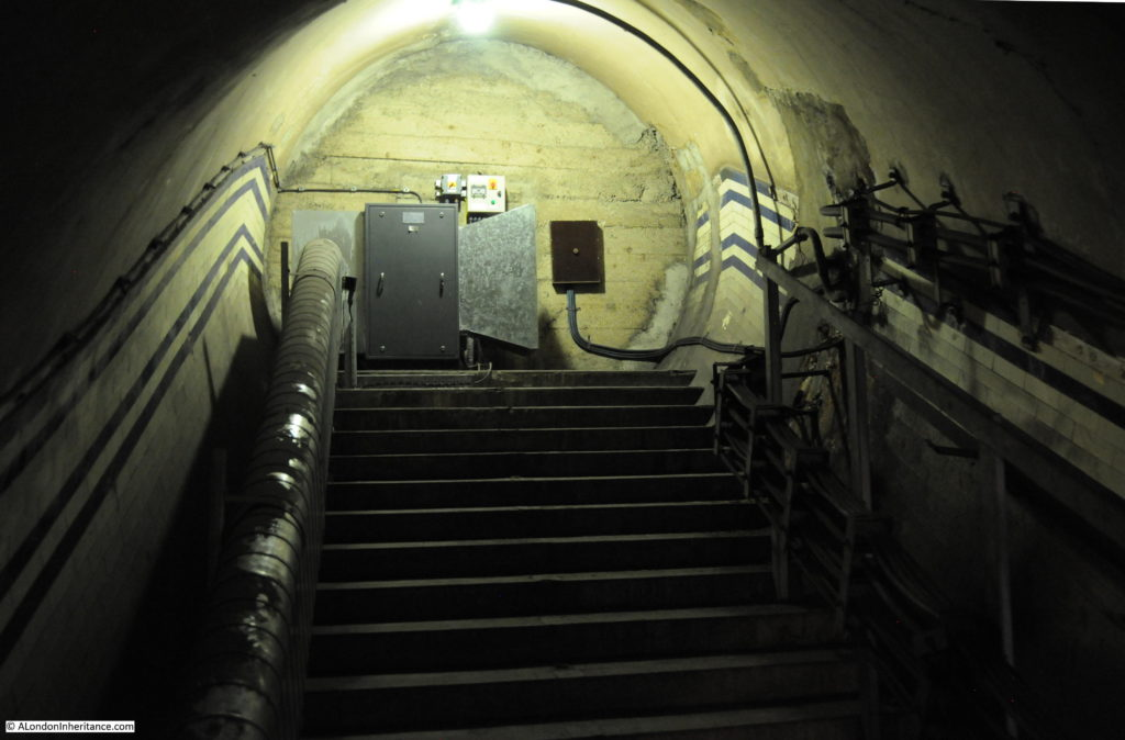 Euston Underground Tunnels 10