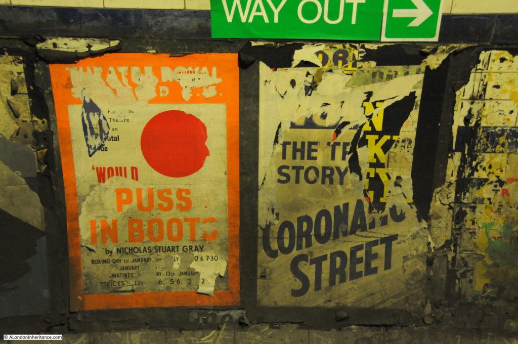 Euston Underground Tunnels 11