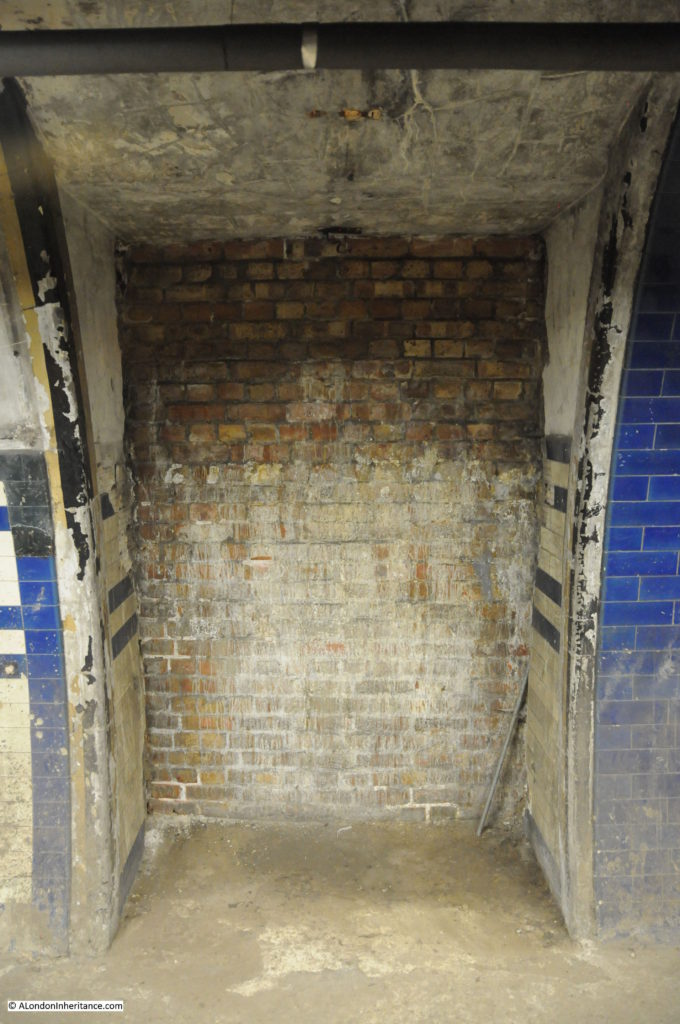 Euston Underground Tunnels 14