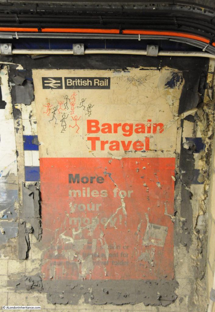 Euston Underground Tunnels 15