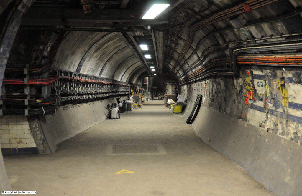 Euston Underground Tunnels 18