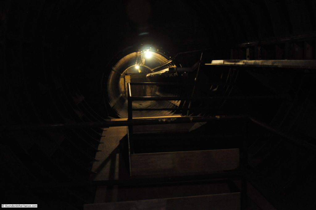 Euston Underground Tunnels 21