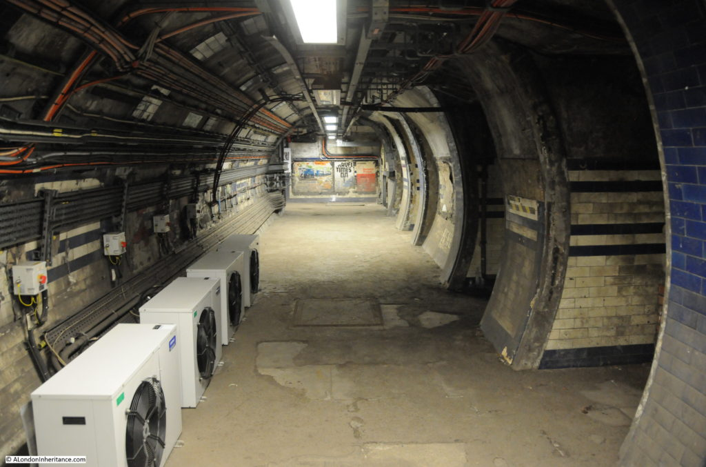 Euston Underground Tunnels 24