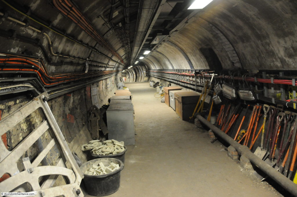 Euston Underground Tunnels 25