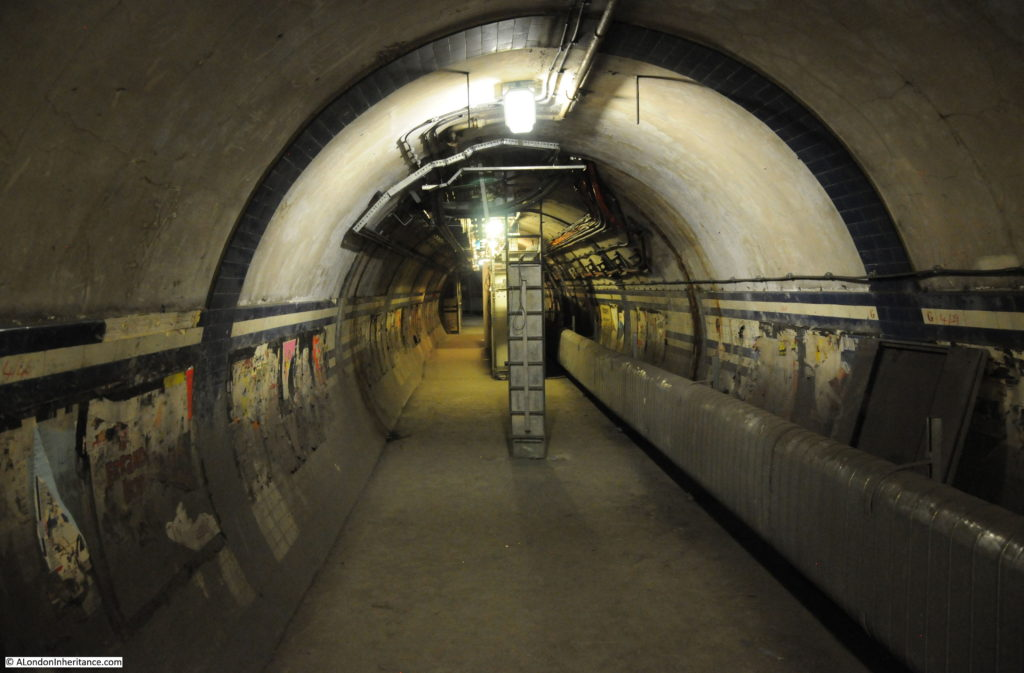 Euston Underground Tunnels 27