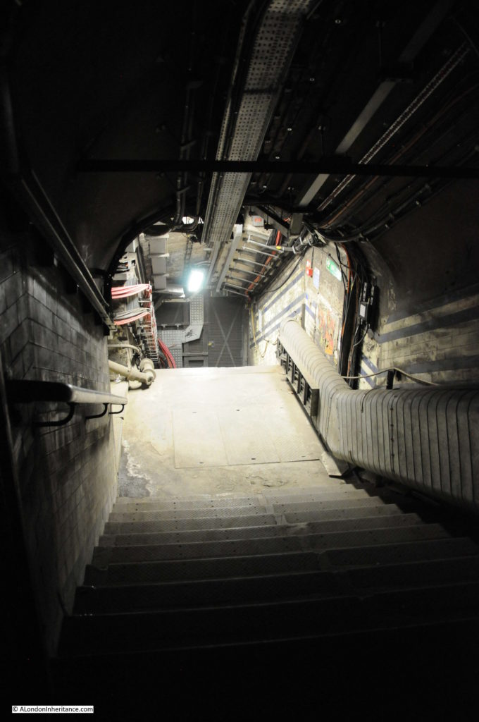 Euston Underground Tunnels 3