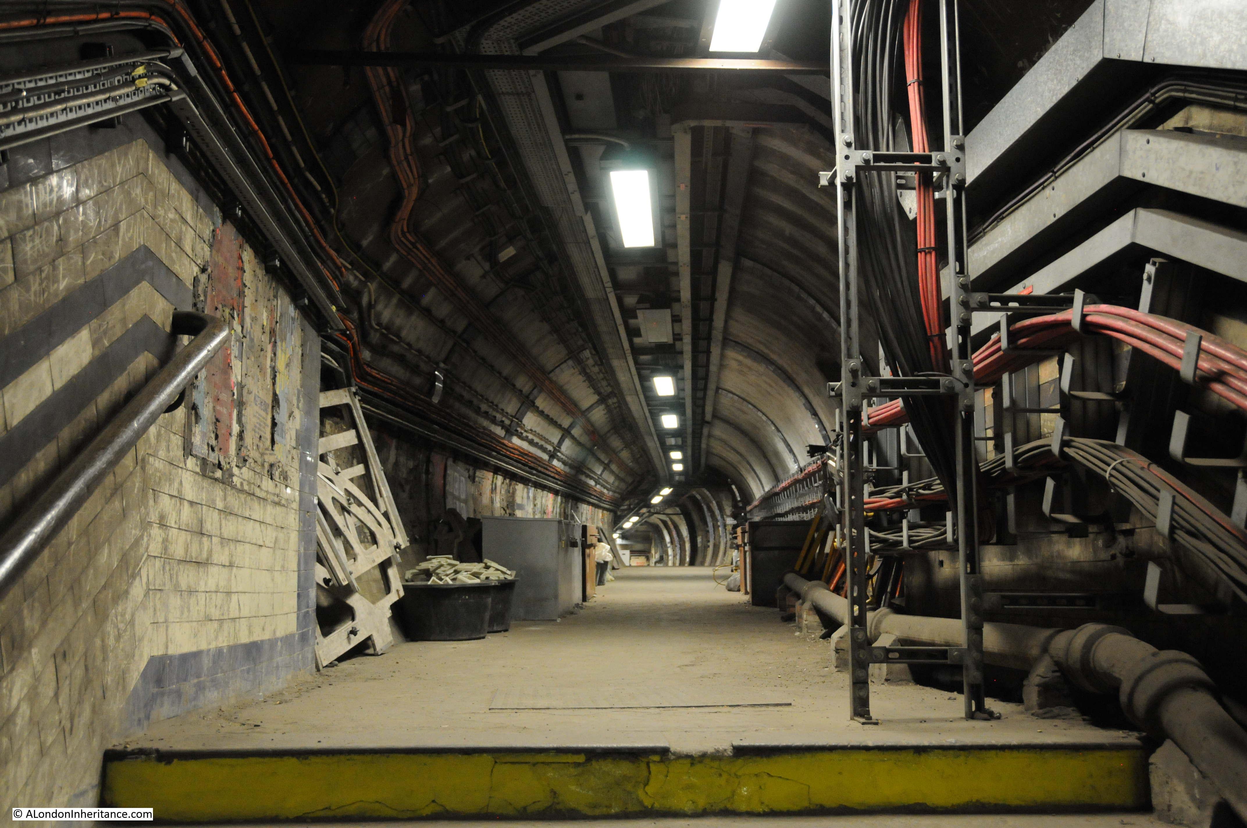 Liverpool Underground Tunnels Tours