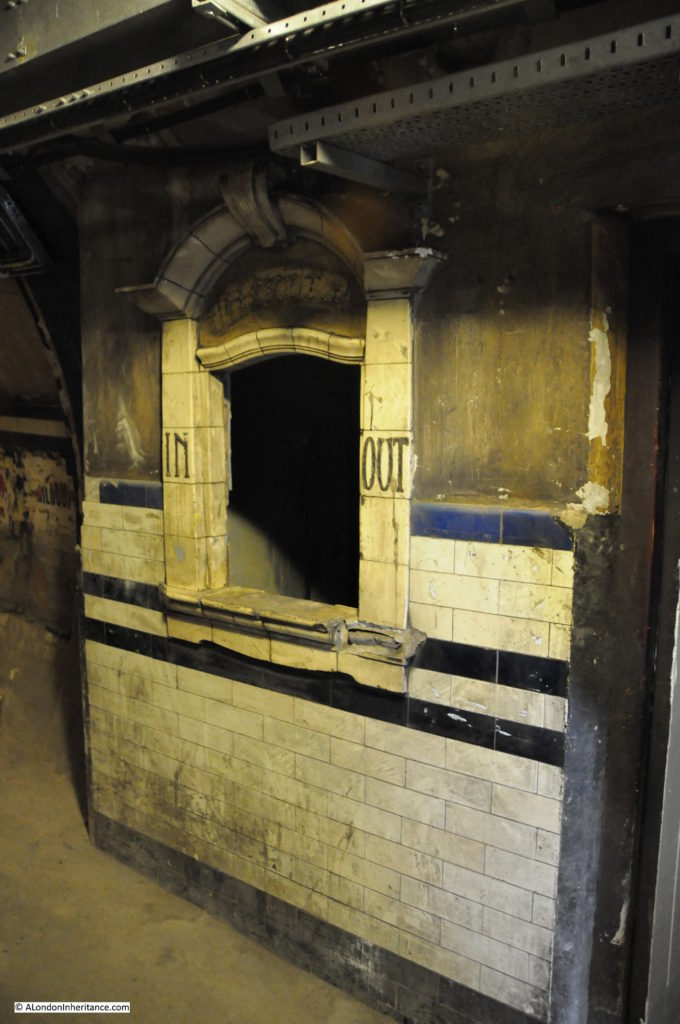 Euston Underground Tunnels 8