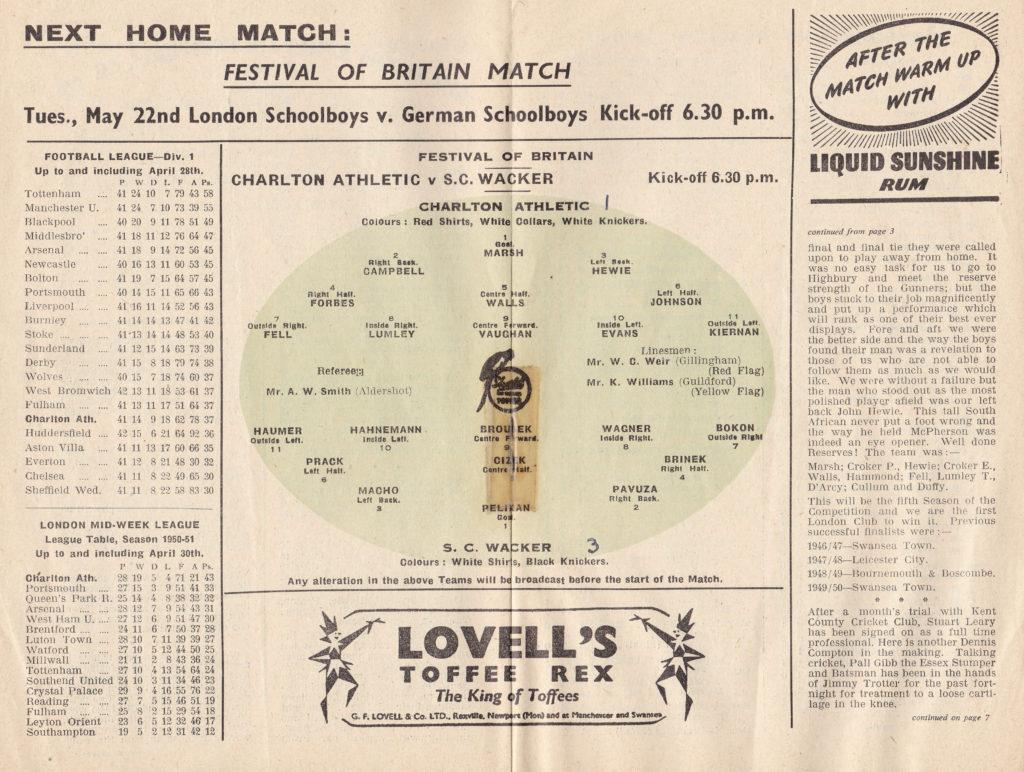 Charlton Athletic 2