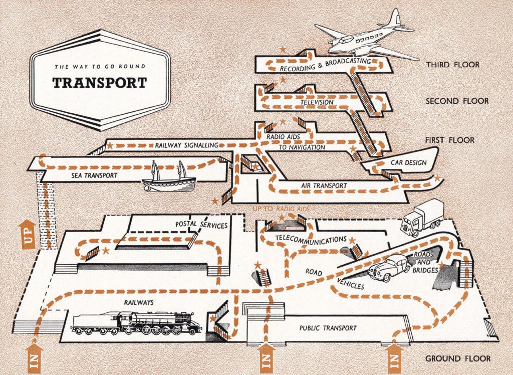 Pavilion - Transport Pavilion 1