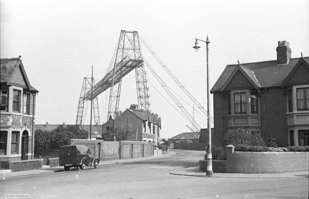 Newport Transporter Bridge 1
