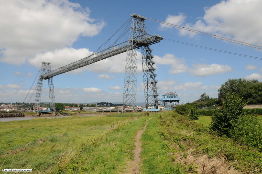 Newport Transporter Bridge 34