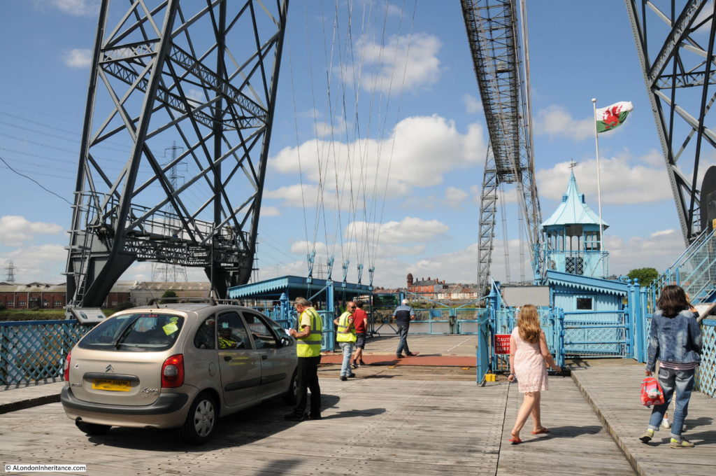 Newport Transporter Bridge 36
