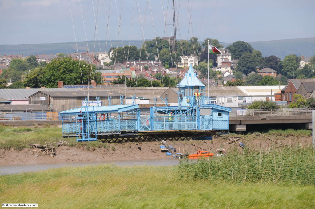 Newport Transporter Bridge 37