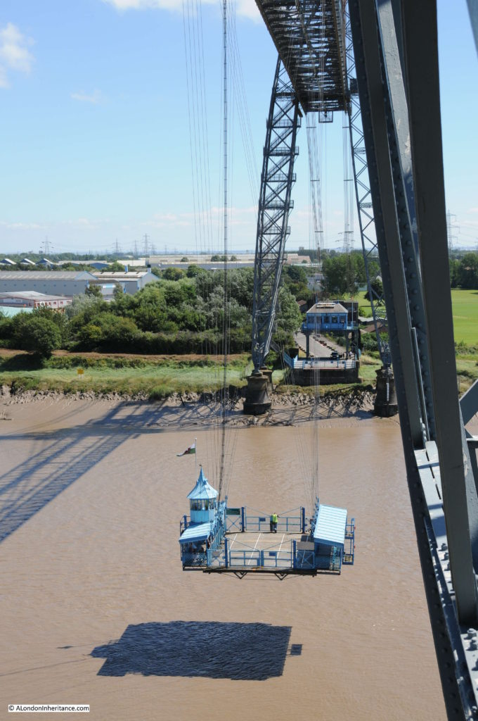 Newport Transporter Bridge 45