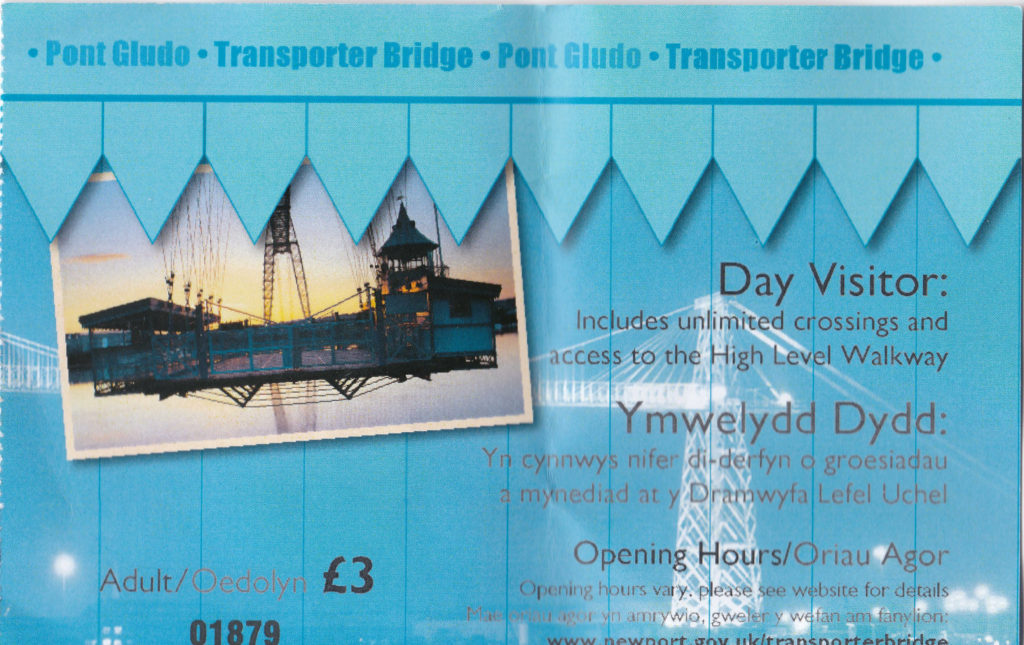 Newport Transporter Bridge 50
