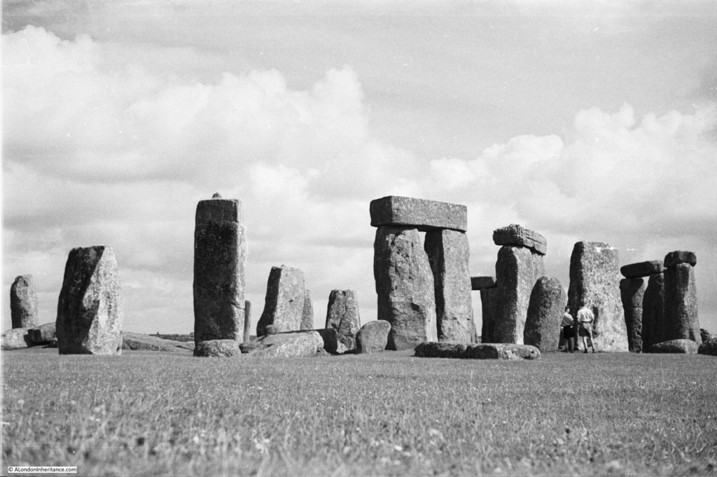 Winchester and Stonehenge 1