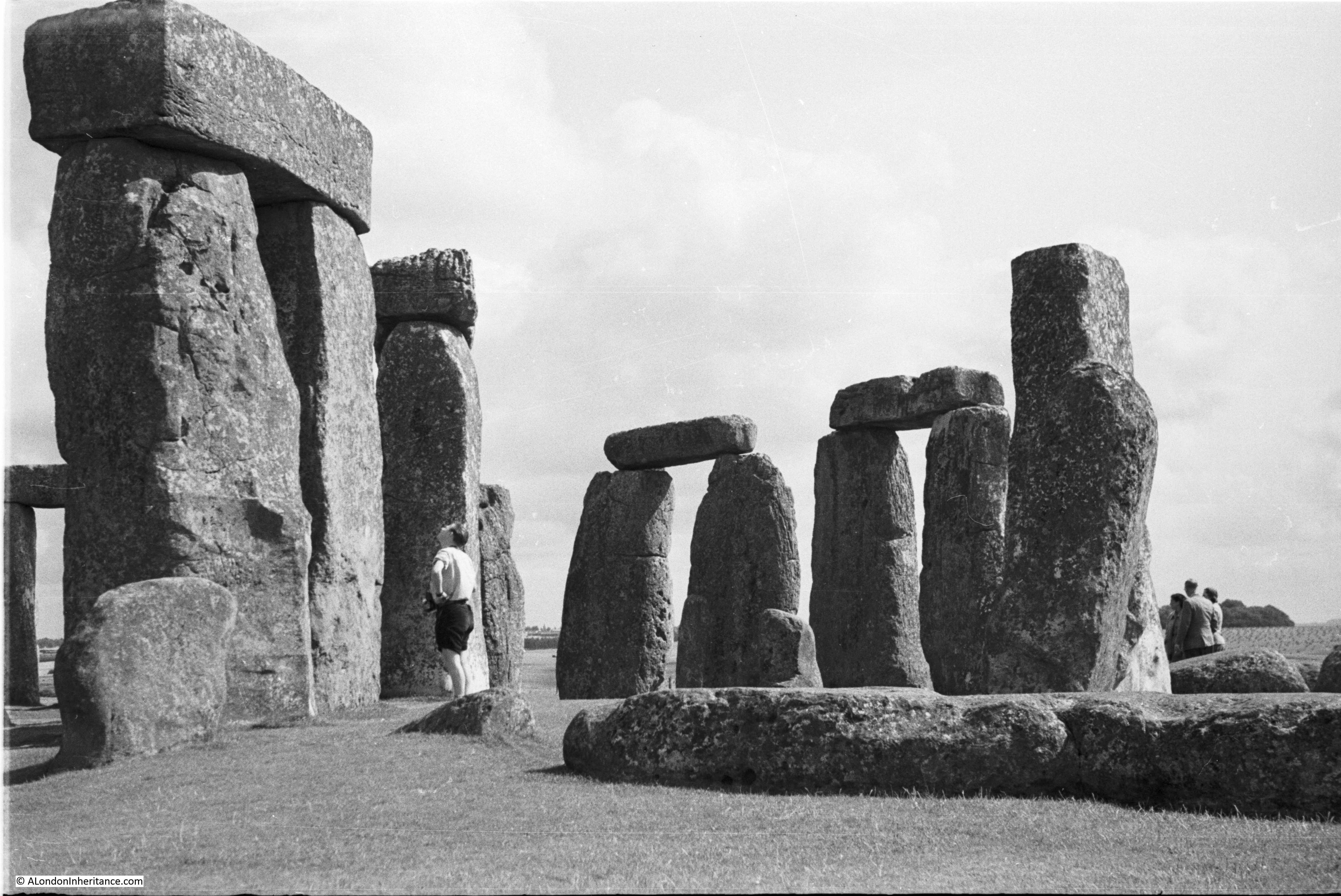 How To Get From London To Stonehenge By Car