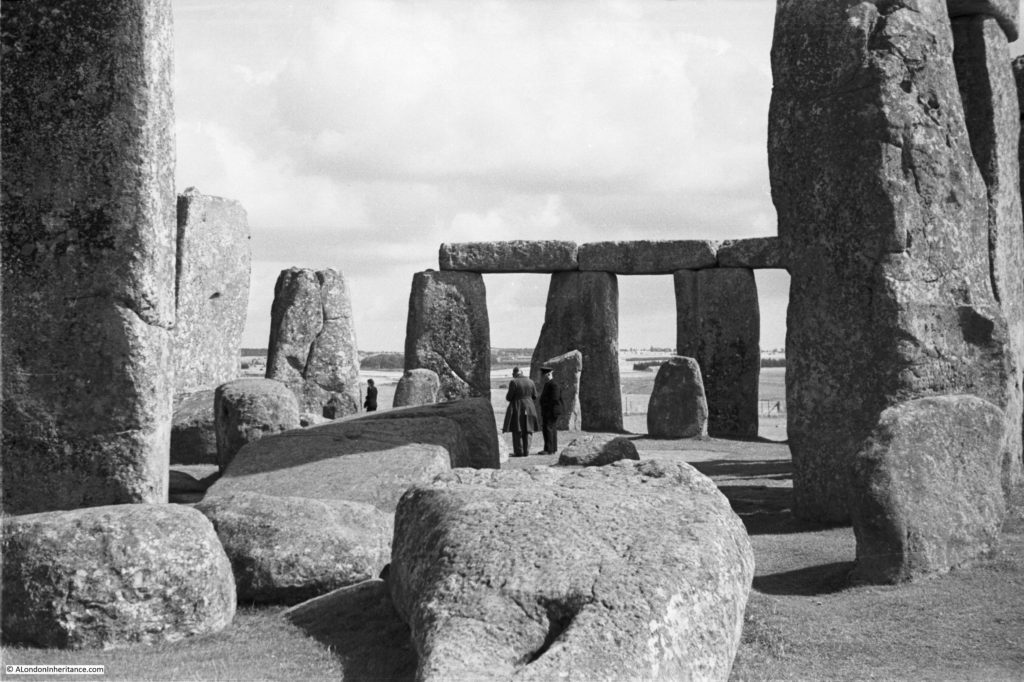 Winchester and Stonehenge 8