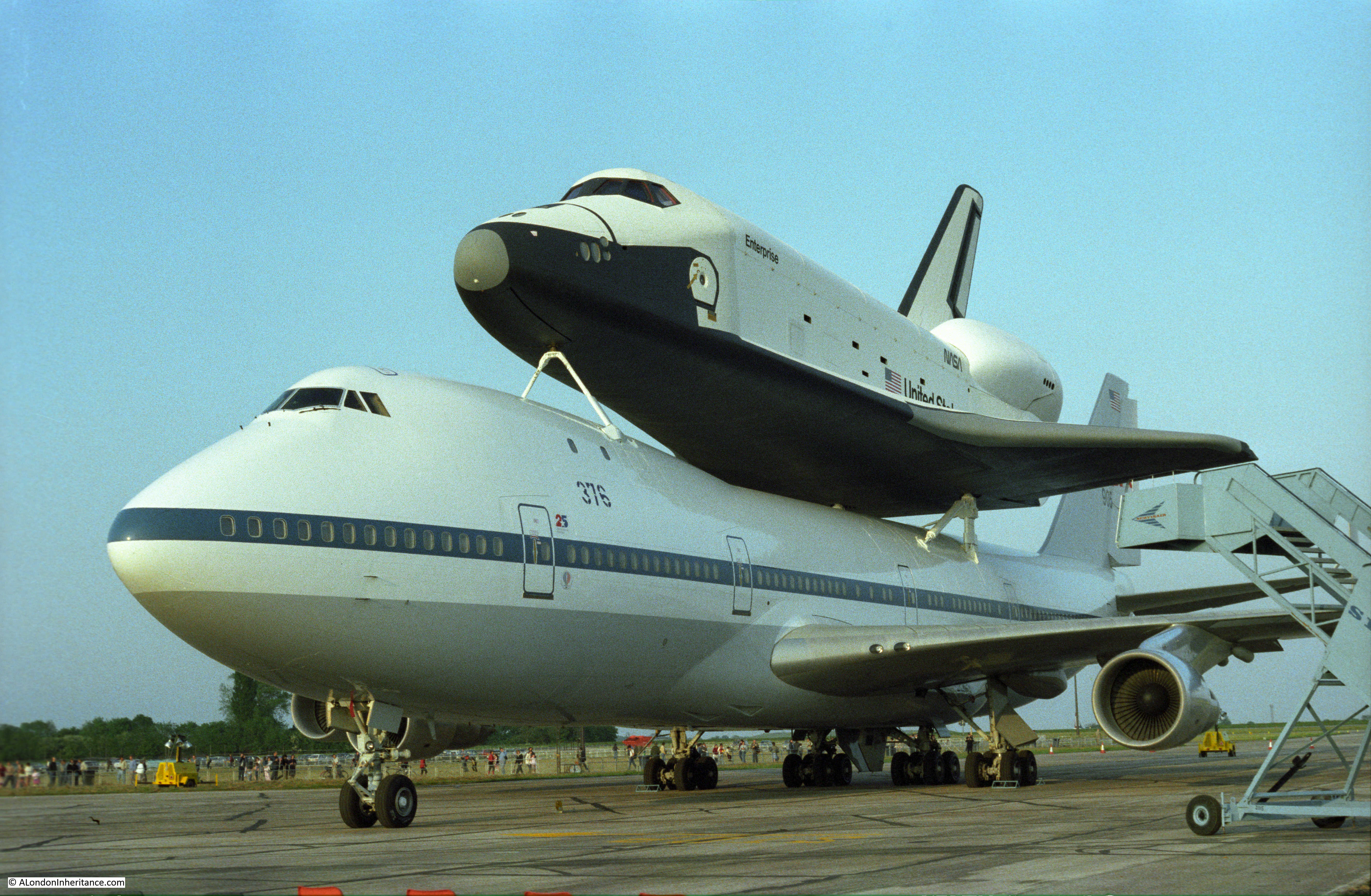 Space Shuttle Archives - A London Inheritance