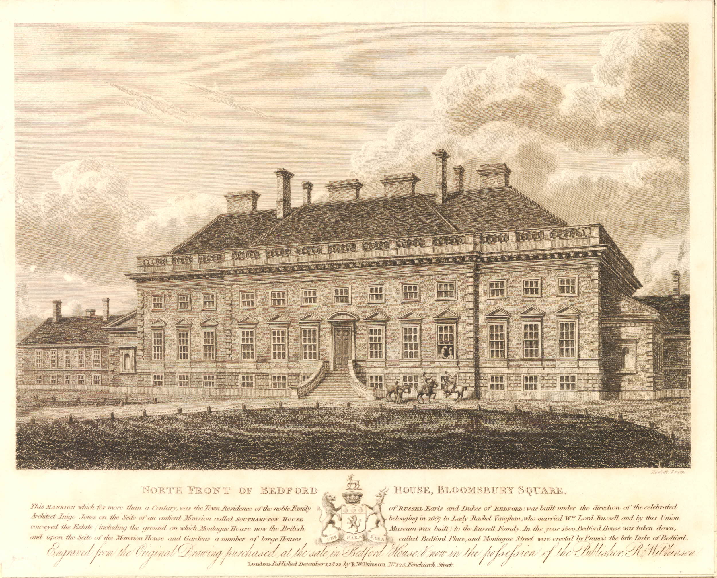 Bedford House Archives - A London Inheritance