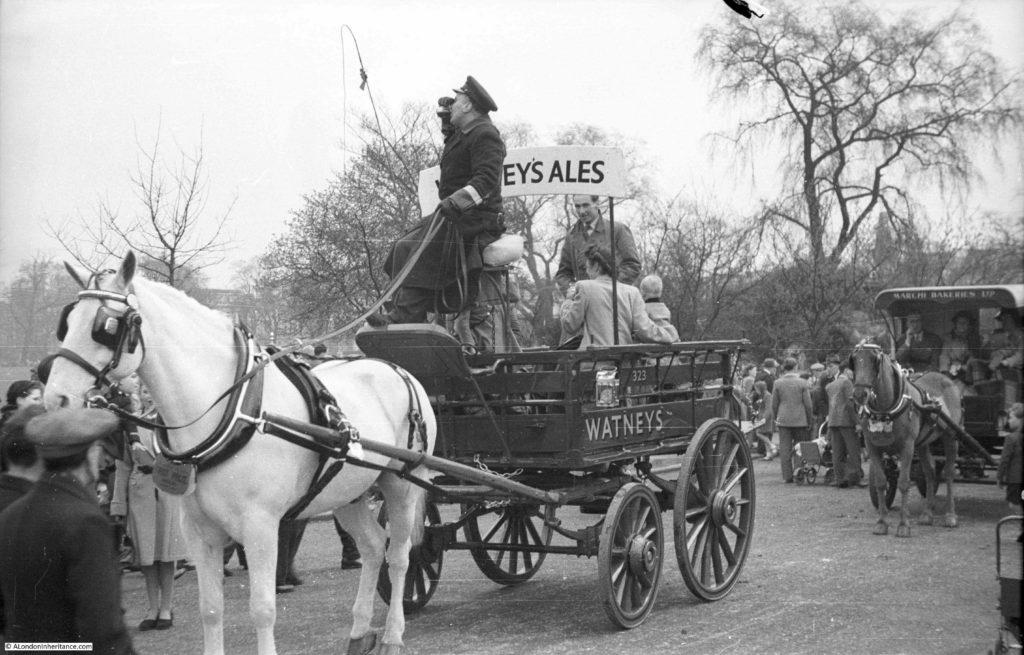 London Harness Horse Parade 2