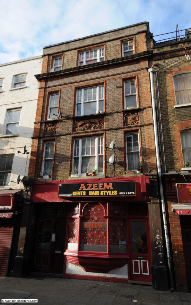 Spitalfields London: New Deal For East London