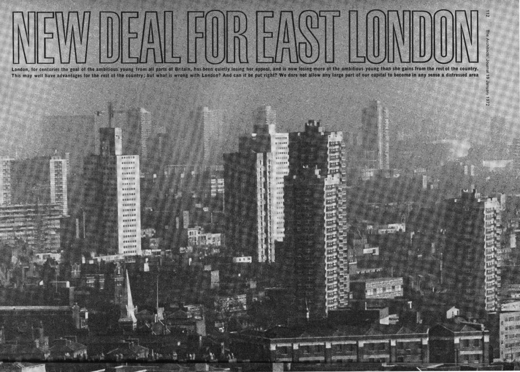 East London Header 1