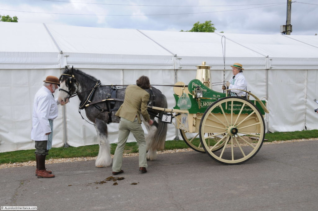 London Harness Horse Parade
