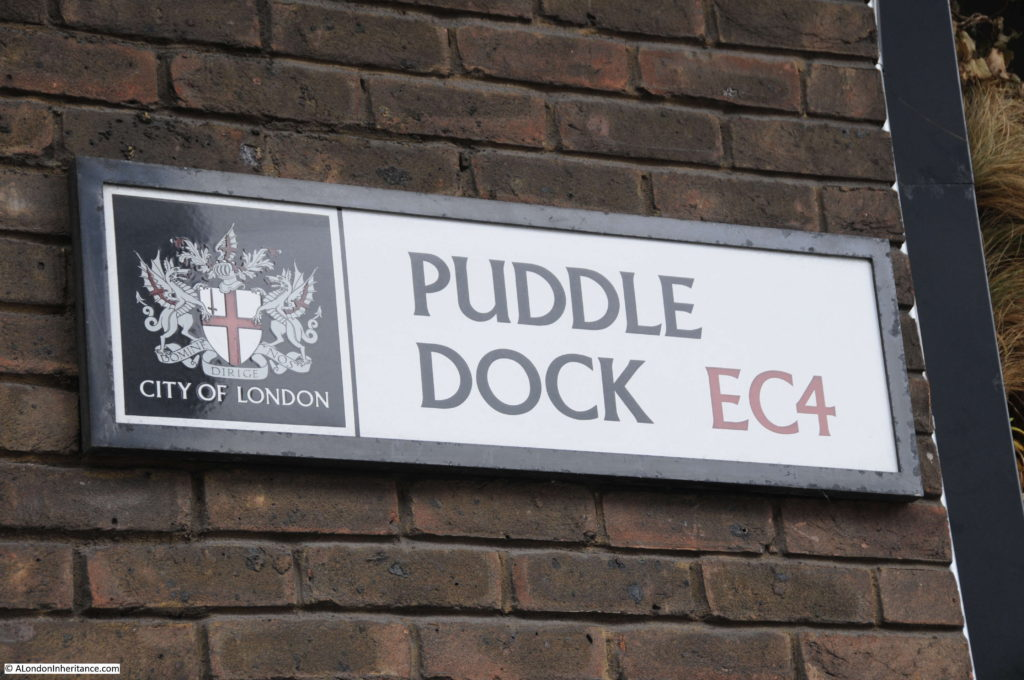 Puddle Dock