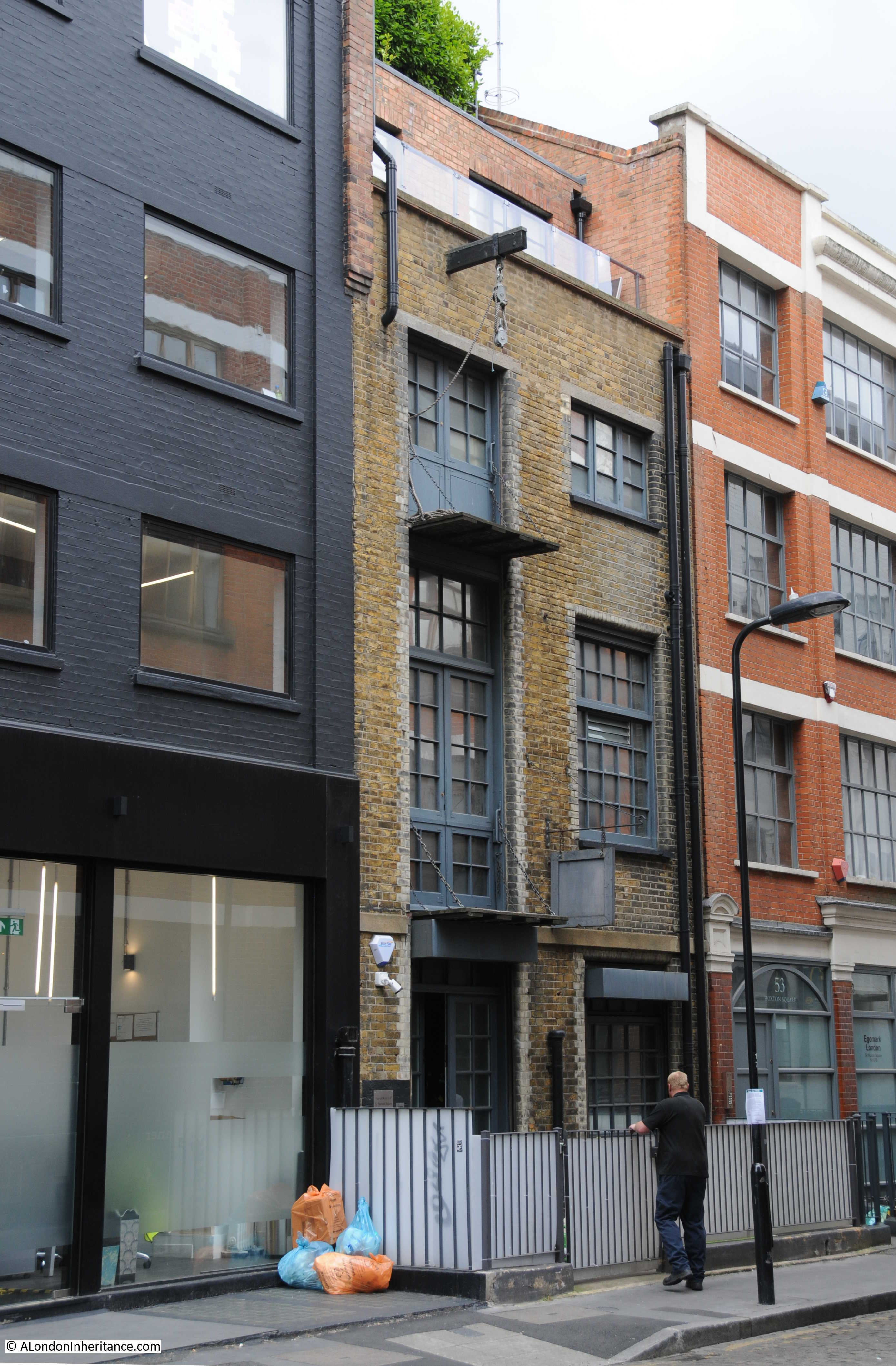Shoreditch London: New Deal For East London