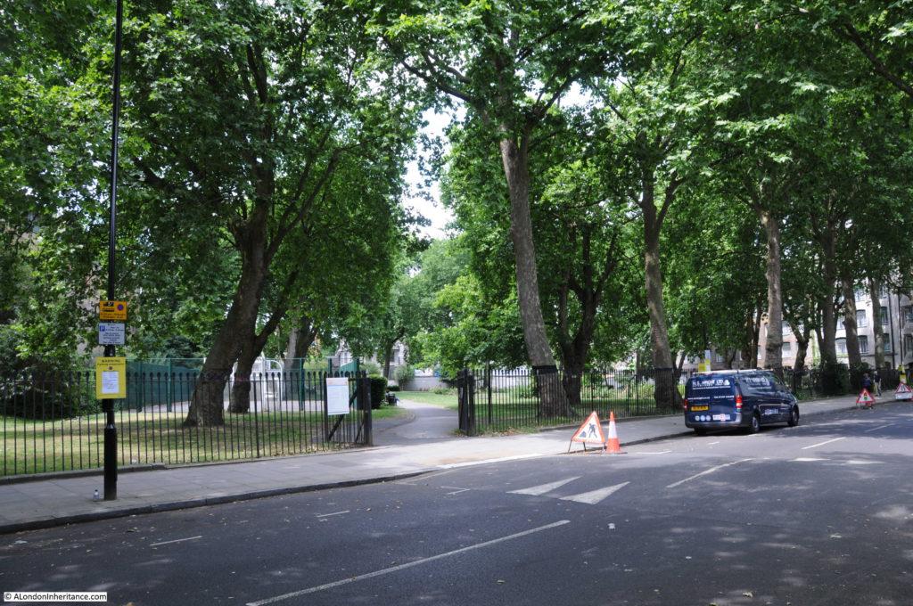 St. James Gardens