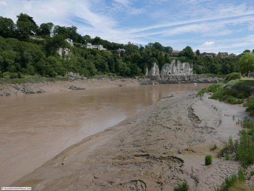 Chepstow And The River Wye