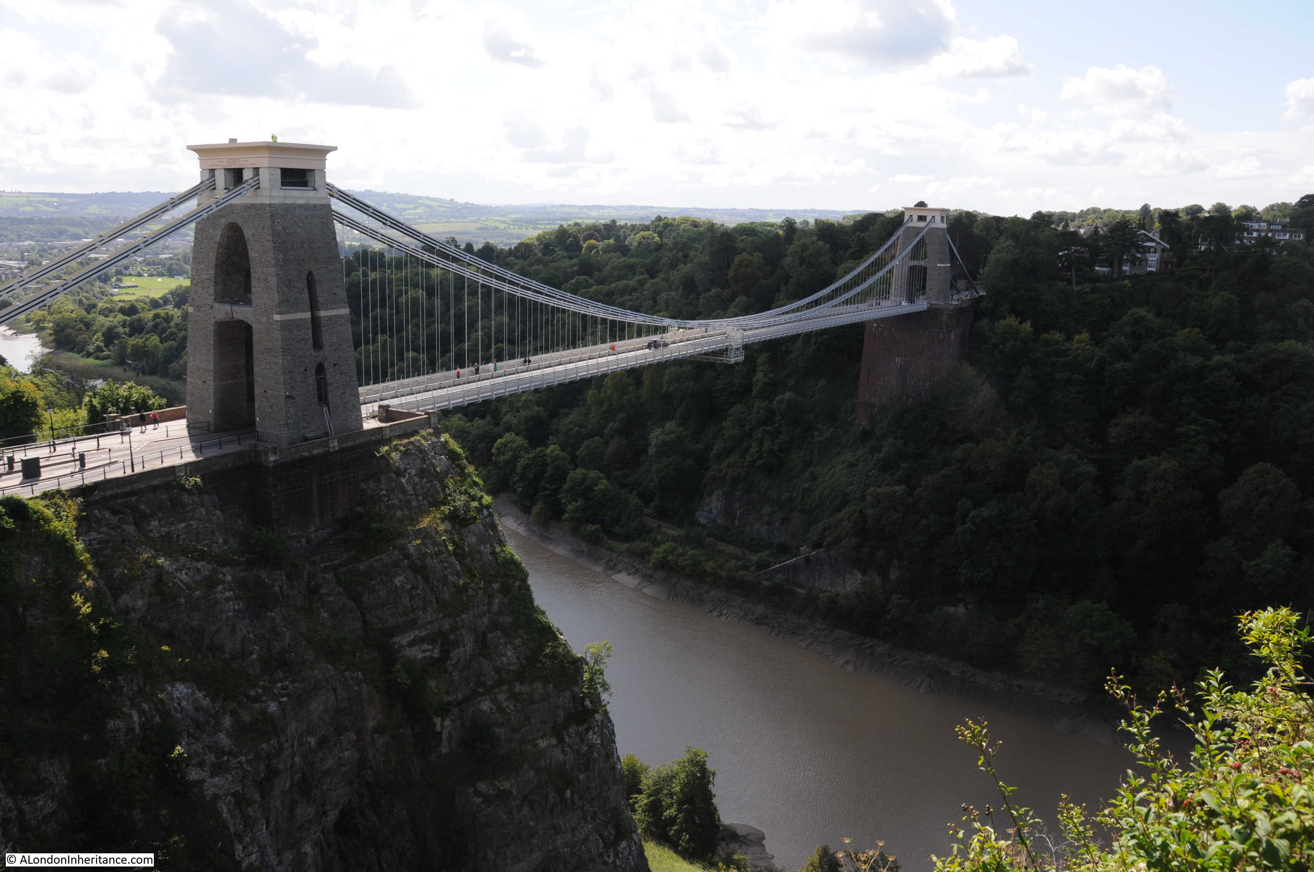 conclusion of a suspension bridge :different types of bridges and its suitability: v definition a bridge is a structure providing passage over an obstacle without closing the way beneath.