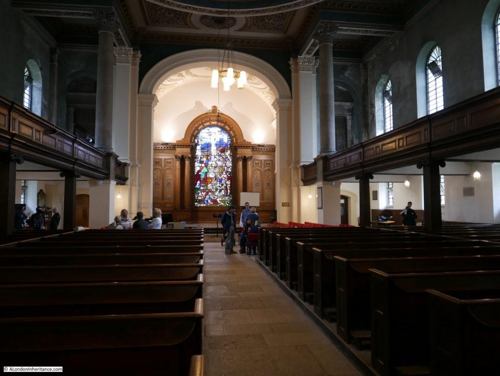 St Anne S Limehouse Archives A London Inheritance