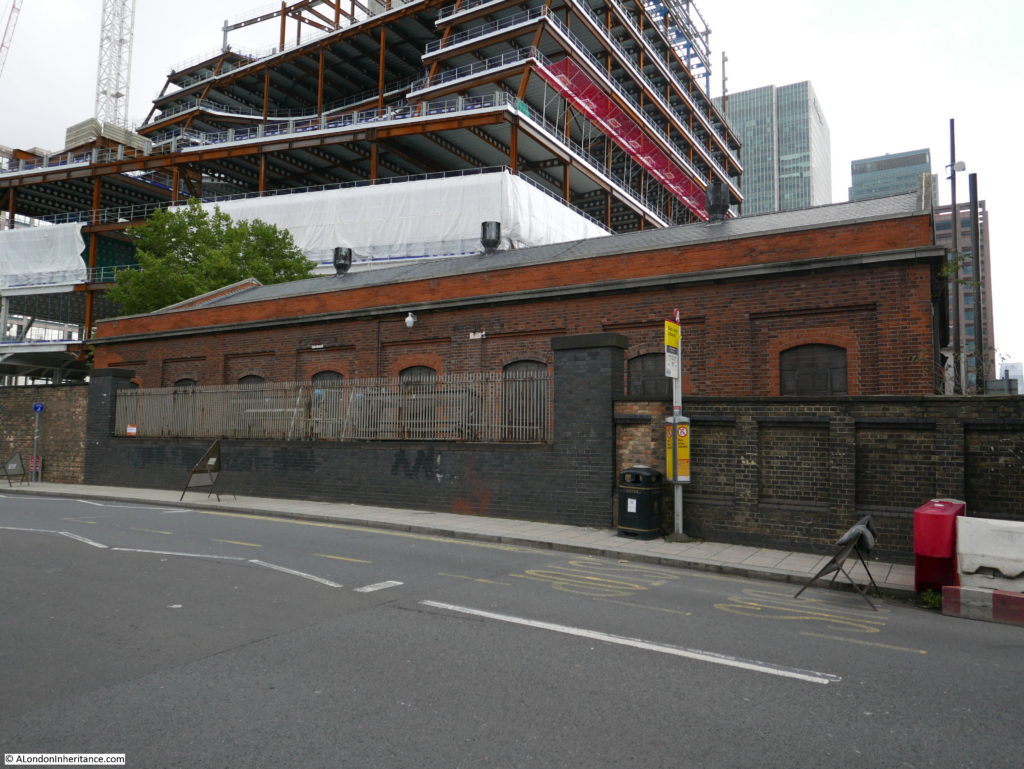 West India Dock Impounding Station